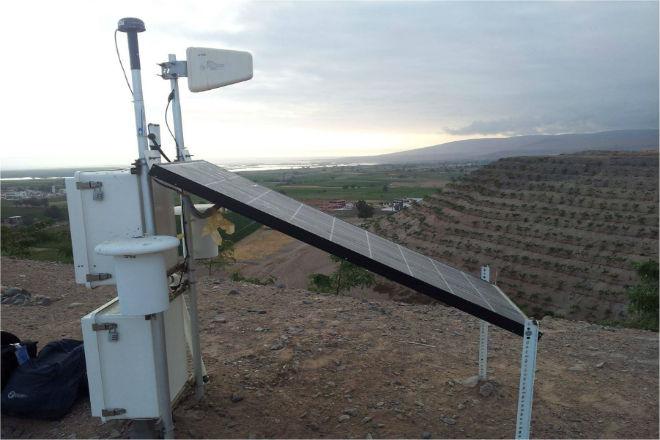 sistema para detectar sismos.
