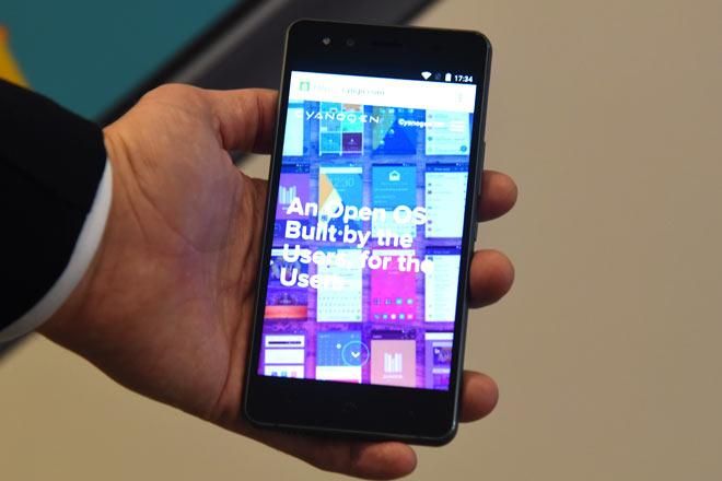 Aquaris X5 de BQ con Cyanogen 12.1