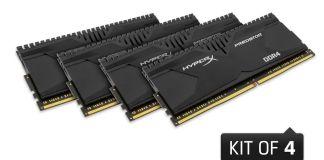 HyperX Savage y Predator: memorias DDR4 ideales para los más exigentes del gaming