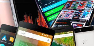 Los 5 mejores teléfonos móviles de 2015