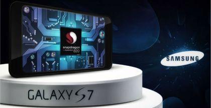 Samsung Galaxy S7 con Snapdragon 820 alcanzaría 5.423 puntos en test multi-core de Geekbench