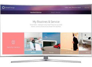#CES2016: Los Samsung Smart TV 2016 verán luz en Las Vegas listos para el IoT