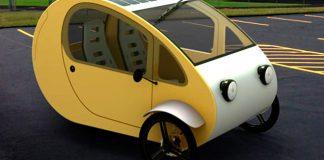 El primer coche solar del mundo se llama mö y es hecho en España
