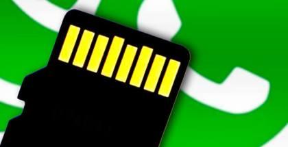 Aprende a mover imágenes y vídeos de WhatsApp a la tarjeta SD (sin rootear)