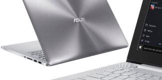 ASUS ZenBook Pro UX501 viene con almacenamiento SSD ultrarrápido