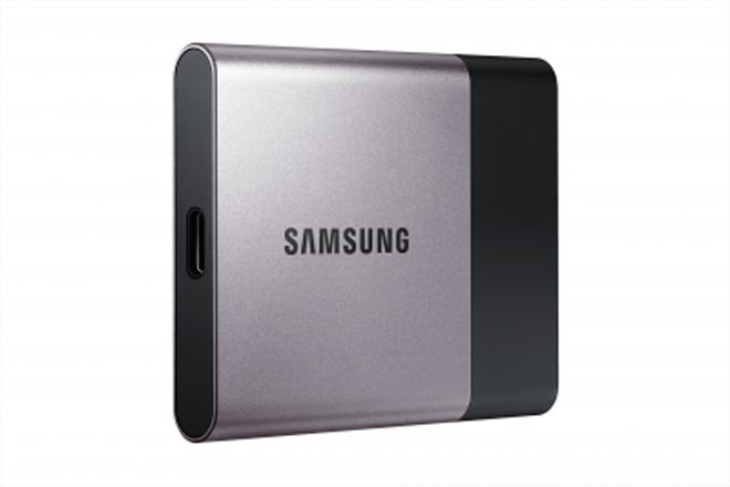 Disco portátil Samsung SSD T3 Fue distinguido con el premio Best of CES de Techlicious.