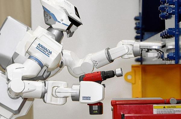 Peligros de los robots en los puestos de trabajo