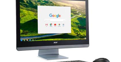#CES2016: Primer Chromebase del mundo con procesador Intel Core ve luz en manos de Acer