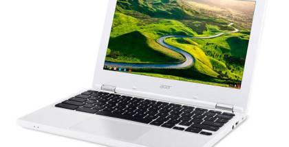#CES2016: Acer Chromebook 11 ofrece movilidad 4x4 con acabado Premium