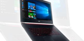 #CES2016: Portátiles Acer Aspire V Nitro Black Edition llegan con cámara RealSense de Intel