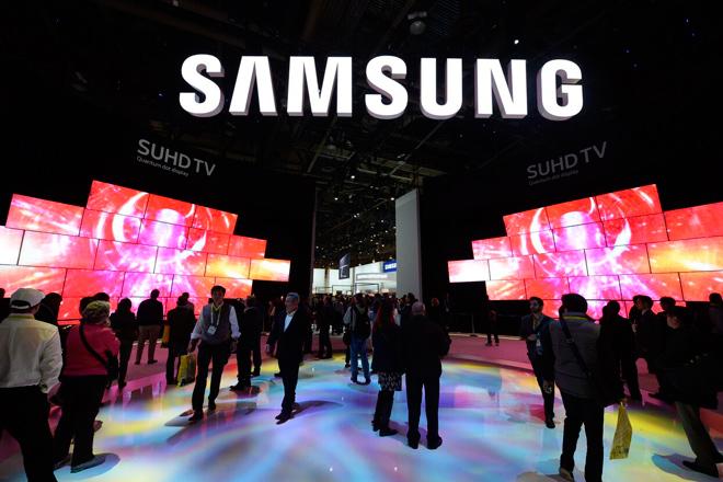 Samsung consigue más de 100 premios en CES 2016