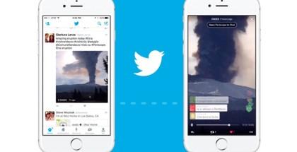 Reproducir vídeos de Periscope en Twitter ya es posible