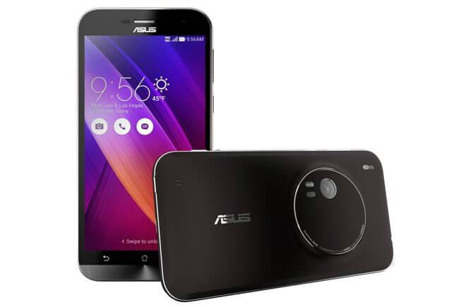 Asus ZenFone Zoom cámara