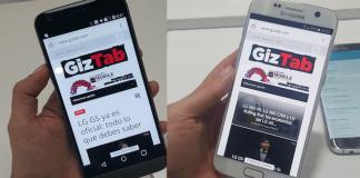 LG G5 Vs Samsung Galaxy S7 comparativa