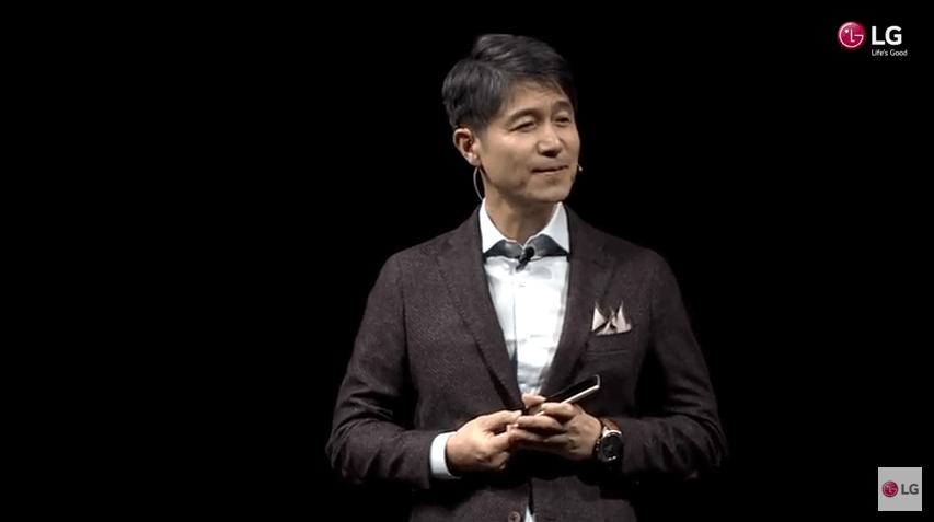 LG G5 ya fue presentado