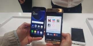 Samsung Galaxy S7 game launcher juegos