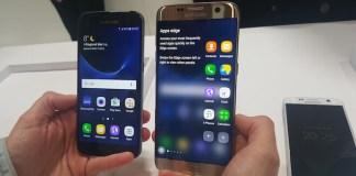 Samsung Galaxy S7 y Samsung Galaxy S7 edge diferencias