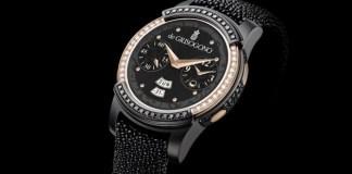 El reloj inteligente de lujo Samsung Gear S2