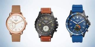 relojes inteligentes Fossil Android Wear