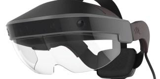 Gafas de realidad aumentada Meta 2