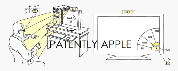 Control gestual de Apple