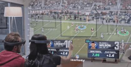Realidad virtual y el fútbol