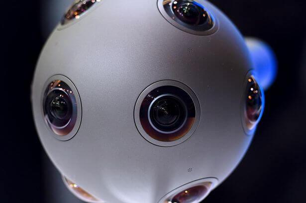 La cámara Nokia Ozo VR será la empleada para ver la Eurocopa en realidad virtual