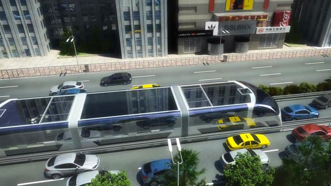 Autobús volador