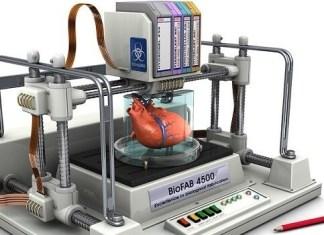 Bioimpresora 3D