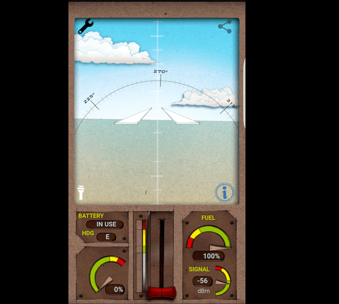 power up 3.0 control movil