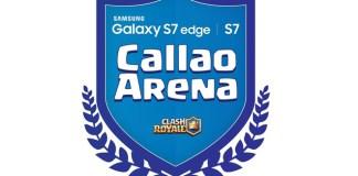 Clash Royale Samsung Galaxy Callao Arena
