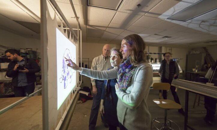 Proyecto Sensory Surfaces Social