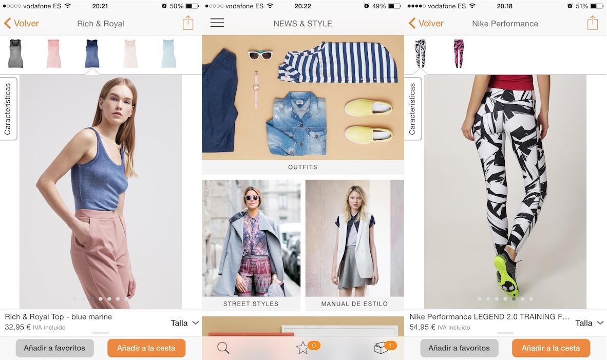 Las 5 mejores webs de ropa barata en España • Ropa de marca