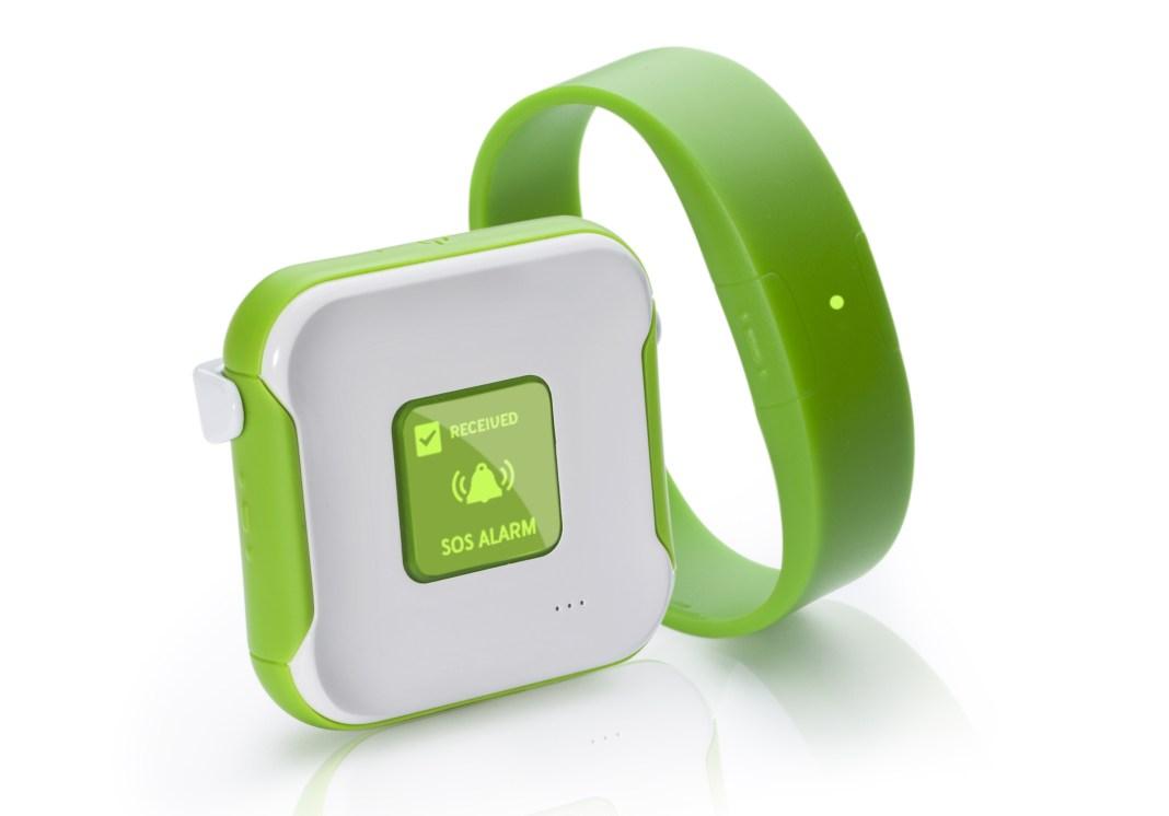 eNest GPS para abuelos y niños