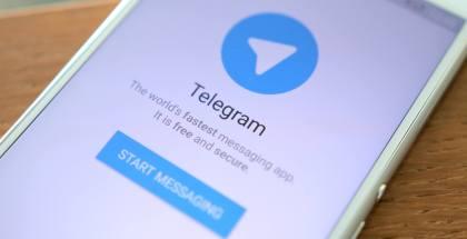 Seguridad de Telegram
