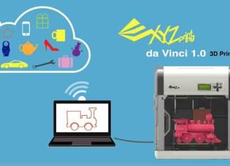 impresoras 3D de XYZprinting