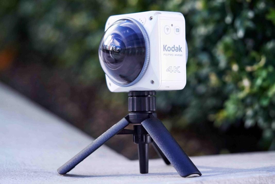 Kodak PixPro 360 4k VR,