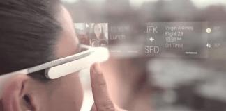 gafas de realidad aumentada de Apple