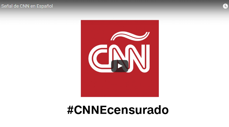Ver CNN en Internet