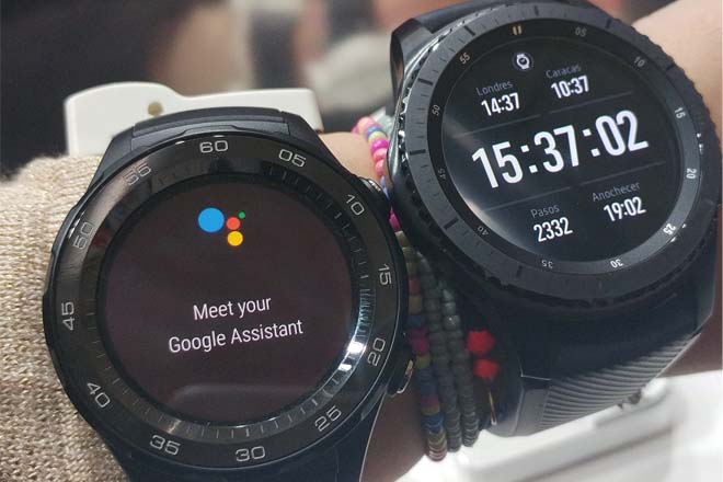 Huawei Watch 2 Vs. Samsung Gear S3