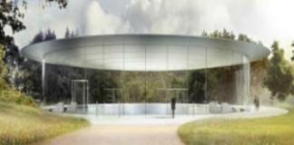 Las puertas del Centro de Visitantes de Apple Park abrirán esta semana