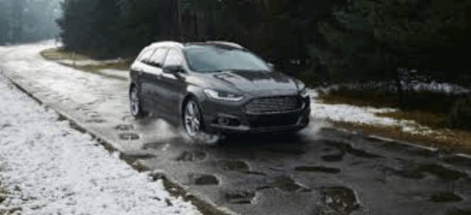 Los modelos de la Ford llevarán tecnología para avisar de los baches a los conductores