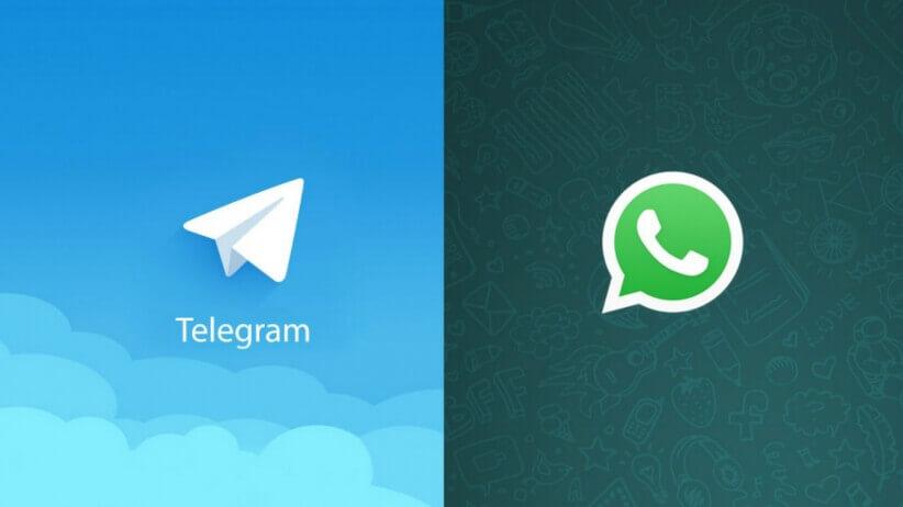 WhatsApp y Telegram tienen fallos de seguridad