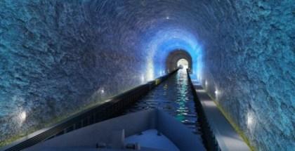 Noruega construirá el primer túnel para barcos del mundo