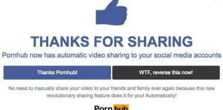broma de Pornhub