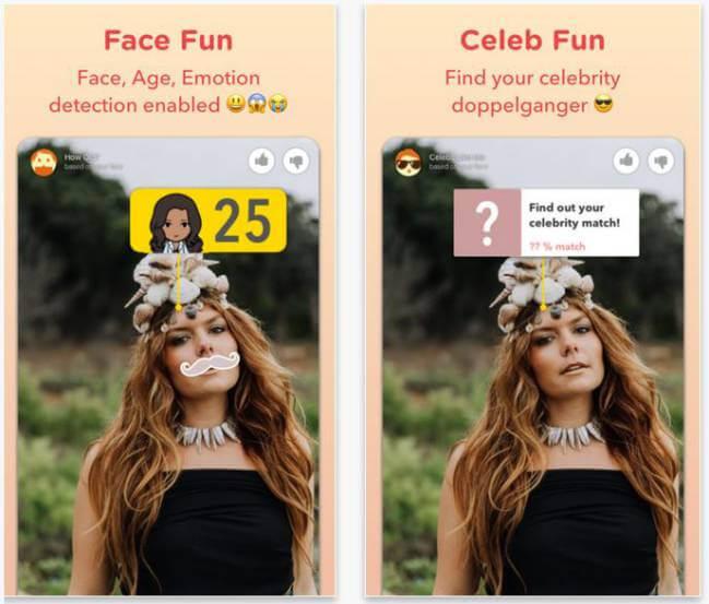 Sprinkles te permite colocar diferentes emojis a tus fotografías