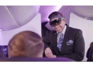 Realidad aumentada en vuelos sería de gran ayuda