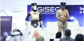 Robocob es el nombre del robot policía de Dubai