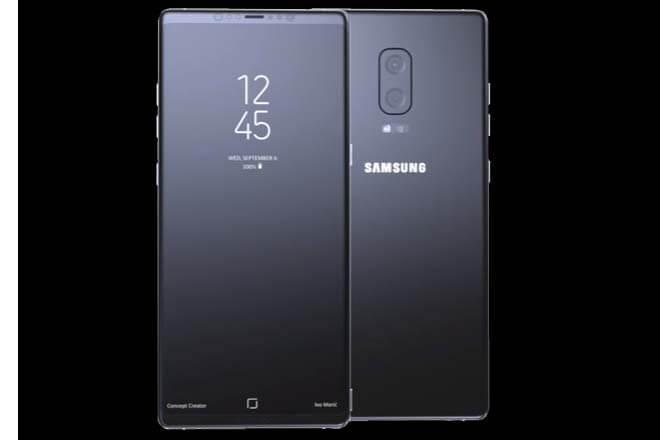 Todo sobre el Samsung Galaxy Note 8