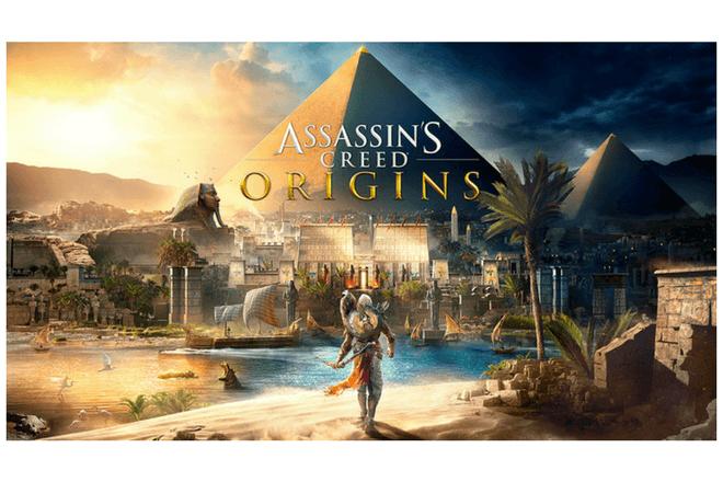 Xbox One X presenta Assassin's Creed Origins